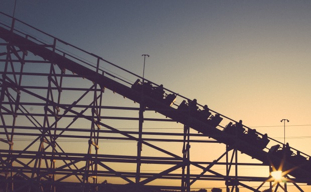 Ride the Roller Coaster