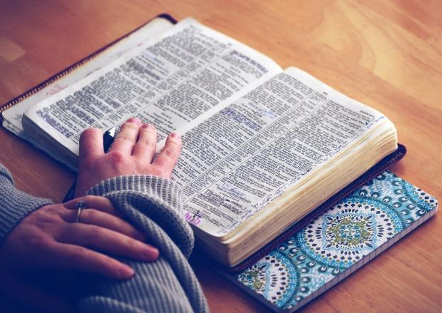 Scripture calls us to respond